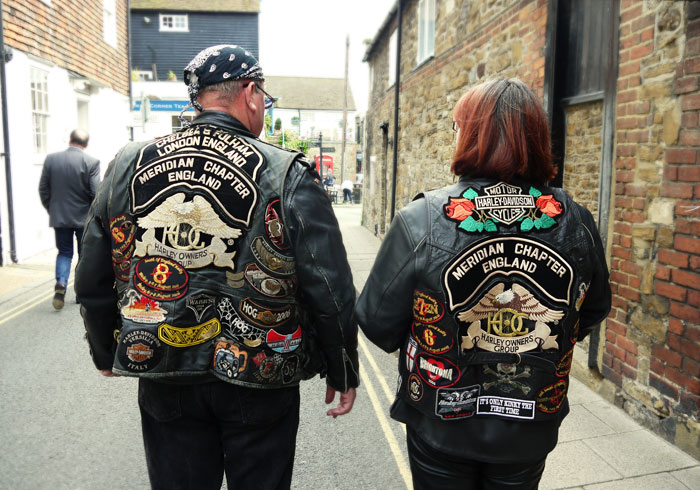 Harley Davidson Leather Jackets: The Cheapskate Guide To Finding Used