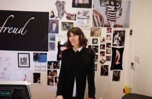 bella-freud-bicester-pop-up-shop-pose