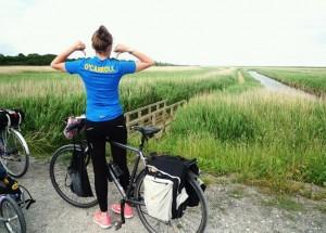 Isabelle O'Carroll Dunwich Dynamo cycling