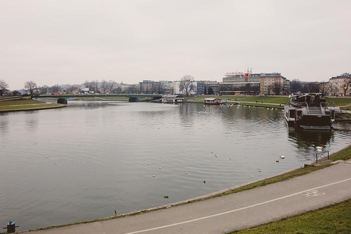 krakow-river-vistula