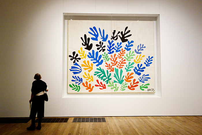 Henri Matisse the Cut-outs at the Tate Modern | IsabelleOC
