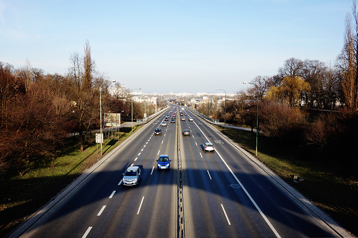 warsaw-motorway-blue-skies