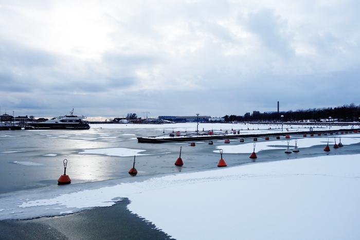 kaivopuisto-ice-sunset-helsinki